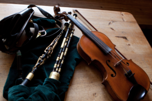 Northumbrian Smallpipes and Fiddle